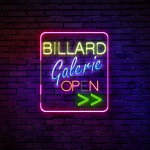 Welcome to Billard Galerie