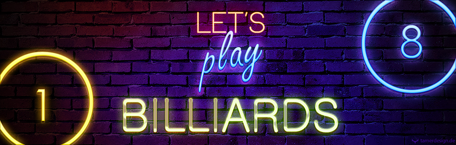 Let's play Billiards!