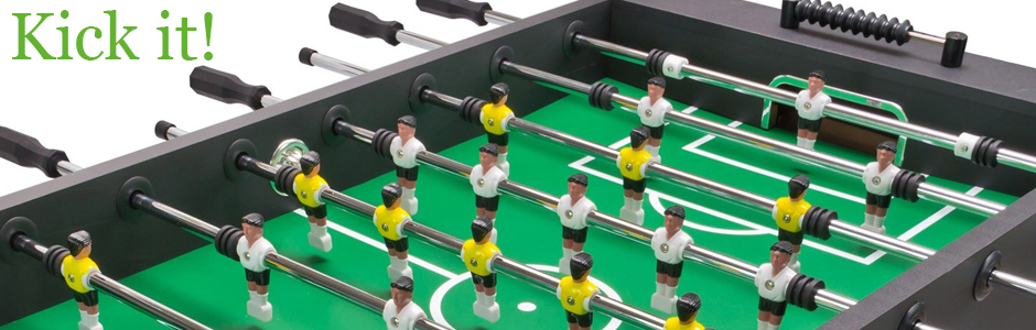 Kicker Table Soccer Spielen