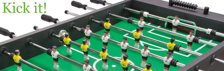 Kicker Table Soccer Spielen
